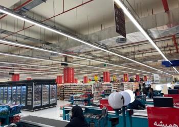 افتتاح فروشگاه هایپرمارکت مارلیک
